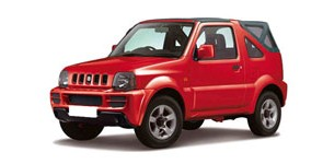 GROUP E: JEEP SUZUKI JIMNY CABRIO