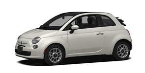 GROUP E: FIAT 500 CABRIO AUTO/MANUAL
