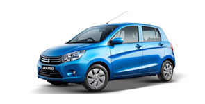 GROUP B: SUZUKI CELERIO