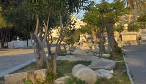 Le musée archéologique de Paros