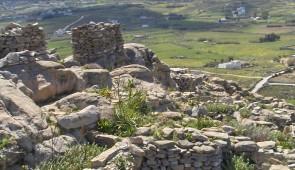 Le palais mycénien